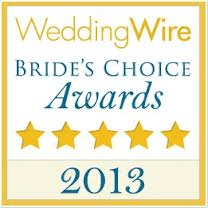 Wedding Wire Bride Choice Awards