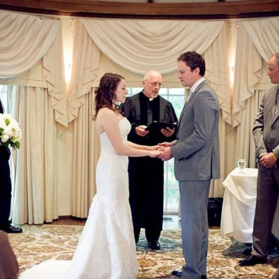 Toronto Wedding Officiant Rev Rudy H Heezen M T S Is One Of The Most Sought After Officiants In Greater Area And Durham Region