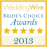 WeddingWire Couple's Choice 2013