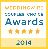 WeddingWire Couple's Choice 2014